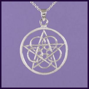 Goddess Design Pentagram